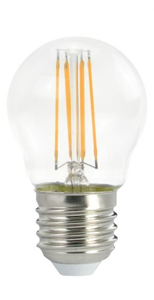 Airam E27 LED filamentti, pallolamppu, 4W