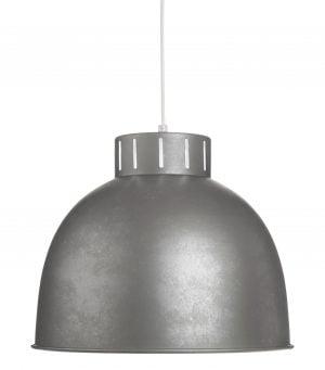 Erkka on riippuva kattovalaisin. Valaisin on metallinen , värinä hopea ja harmaa.